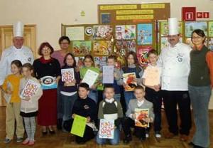 Kucharze dzieciom