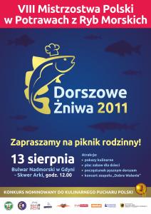 Dorszowe Żniwa 2011