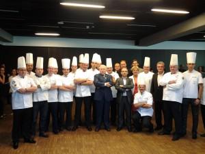 Relacja z prezentacji Pomerania-Culinary Team of Poland