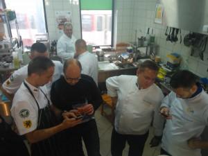 Pomerania-Culinary Team of Poland – Treningi