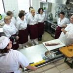 Styczniowe szkolenie nauczycieli zawodu Kucharz, Piekarz, Cukiernik