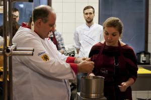 Kuchnia francuska w Pomorskiej Akademii Kulinarnej