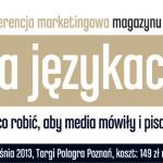 """Konferencja marketingowa """"Na językach…"""