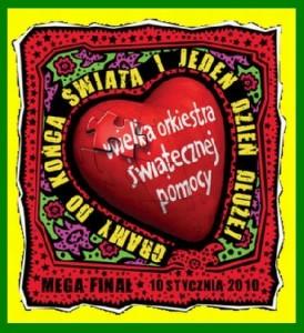 WOŚP XVIII Finał 10.01.2010