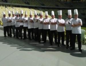 O zdrowiu kucharza…