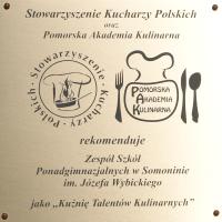ZSP w Somoninie – Kuźnią Talentów Kulinarnych