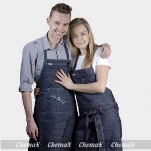 ChemaN – oryginalne fasony fartuchów jeansowych