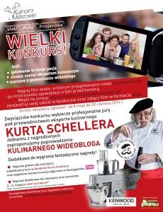 Wielki konkurs – Kulinarni Mistrzowie!