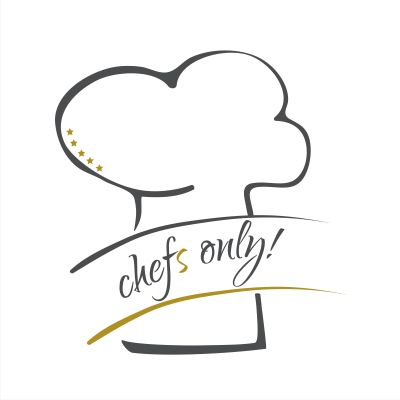 Chefs Only logo tłon