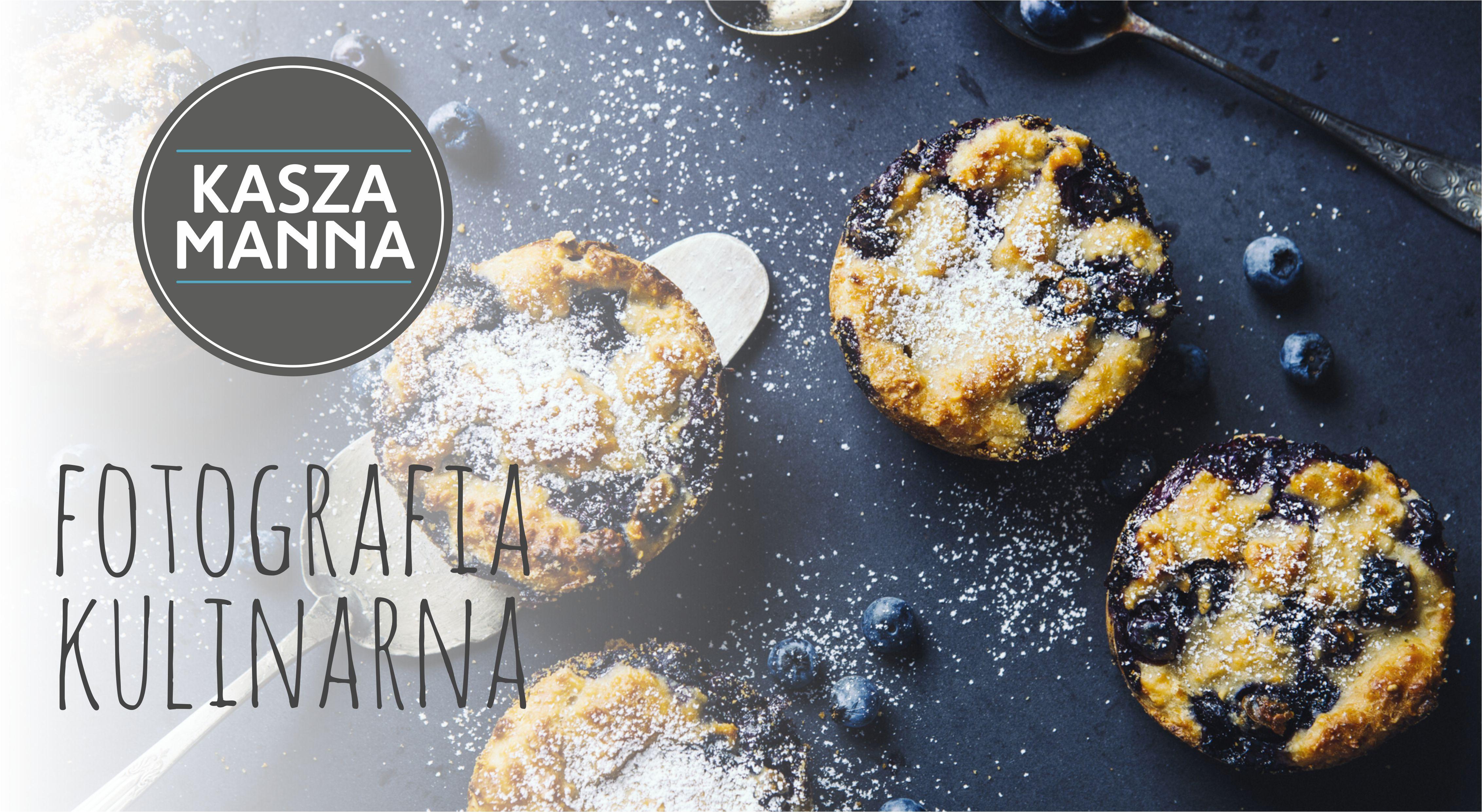 kasza manna oferta fotografia kulinarna