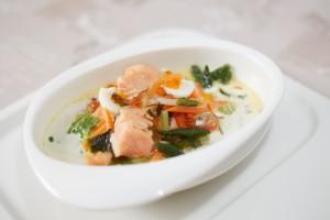 Polskie zupy na wigilijnym stole