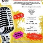 Muzyczna Draka – koncert charytatywny!