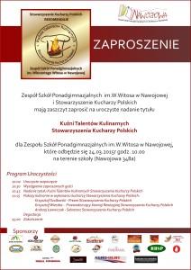 ZSP w Nawojowej Kuźnią Talentów Kulinarnych SKP!