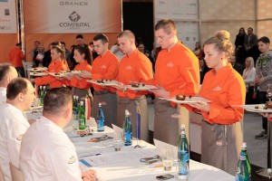 Konkursy na bogato / Mistrzostwa Polski w Przygotowaniu Deseru