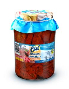 NOWA gastronomiczna pojemność / Suszone pomidory OLE!
