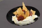 Deser - Lody na zakwasie, z chipsami na zakwasie, smażonym czerstwym chl...
