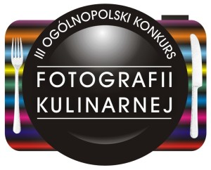 3 Ogólnopolski konkurs fotografii kulinarnej logo