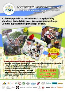 Kulinarny piknik w Bydgoszczy