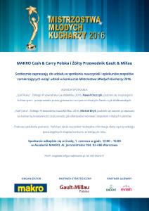 Spotkanie nauczycieli / MAKRO Cash & Carry Polska i Żółty Przewodnik Gault & Millau
