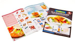 MAKRO wprowadziło nowy katalog dla gastronomii