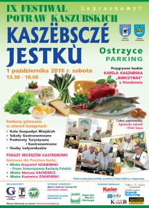 """IX Festiwal Potraw Kaszubskich """"Kaszëbsczé Jestkù"""" – Ostrzyce"""