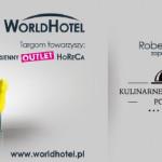 """Kulinarne Mistrzostwa Polski"" na targach WorldHotel"