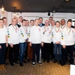 Srebrny medal dla polskich kucharzy – uroczyste podsumowanie Olimpiady Kulinarnej w Erfurcie IKA 2016