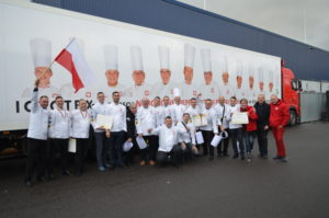 Nabór kucharzy / IKA Stutgartt 2020!