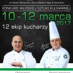 """XII Ogólnopolski Konkurs Włoskiej Sztuki Kulinarnej """"Arte Culinaria Italiana"""""""