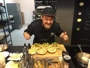 Lunch w doborowym towarzystwie – The Plate łączymy  smaki i ludzi