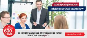 Menedżer w gastronomii – Studia podyplomowe/WSB Gdańsk