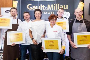 Ostatni Gault&Millau Tour w 2017