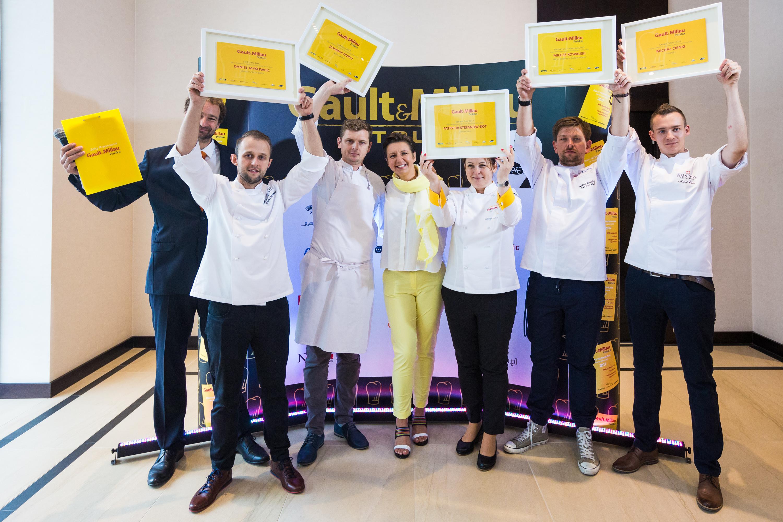 Gault Millau Tour 2017 Najlepsi Szefowie Kuchni Z Poludniowej