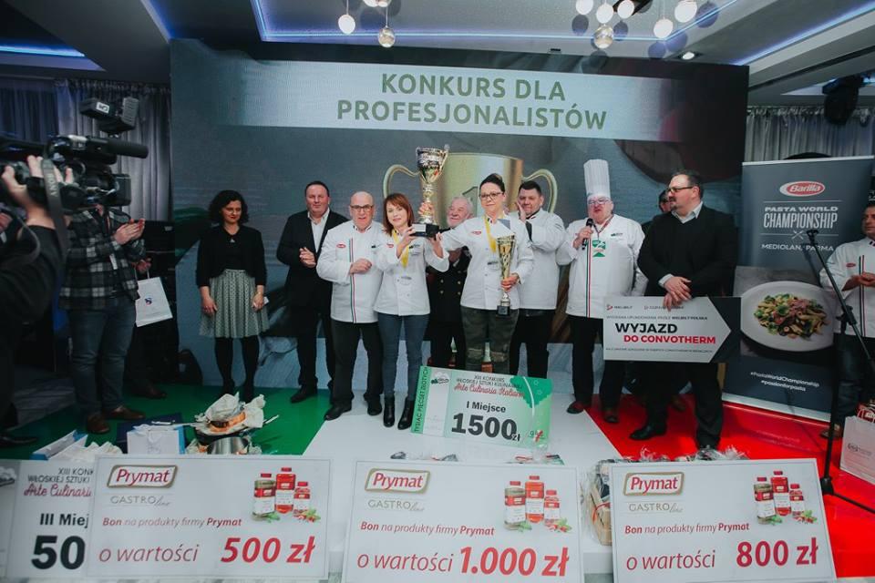Zwyciężczynie konkursu: Iwona Tomasiak i Teresa Salamon