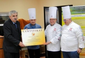 ZSCKR w Chrobrzu Kuźnią Talentów Kulinarnych!