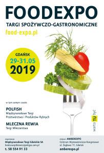 FOODEXPO – 29-31.05.19 / Gdańsku / AMBEREXPO