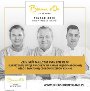 Team Academy Bocuse d'Or Poland!