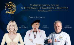 Królewski jesiotr powraca na polskie stoły – V Mistrzostwa Polski w Potrawach i Kawiorze z Jesiotra 2019