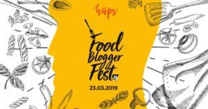 Gazeta.pl oraz Haps.pl zapraszają blogerów i pasjonatów kulinarnych na 9. edycję Food Blogger Fest