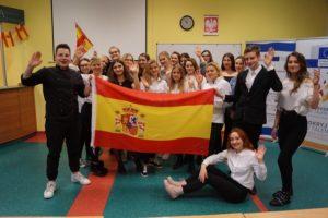 Hiszpańskie wspomnienia Projekty POWER i ERASMUS+ w Zespole Szkół Gastronomiczno-Hotelarskich