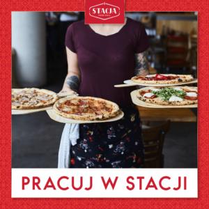 STACJA FOOD HALL / GDAŃSK / PRACA
