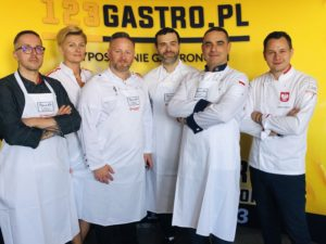 Finaliści Bocuse d'Or Poland 2019