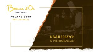 Zakwalifikowani do PREELIMINACJI Bocuse d'Or Poland 2019