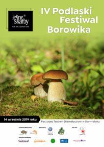 IV PODLASKI FESTIWAL BOROWIKA / 14.09.2019