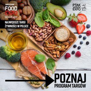 WARSAW FOOD EXPO JUŻ 12.09!