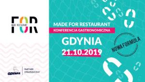 Gastronomiczna prowokacja jesienią dotrze na Pomorze. Z jakim skutkiem?