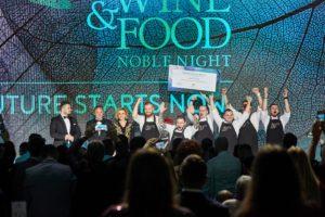 Znamy zwycięzców 12. edycji Wine&Food Noble Night!
