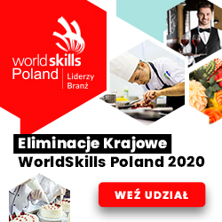 ELIMINACJE KRAJOWE – WorldSkills Poland 2020