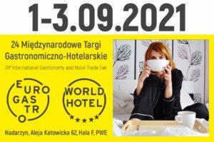 Branża HoReCa na Targach EuroGastro i WorldHotel